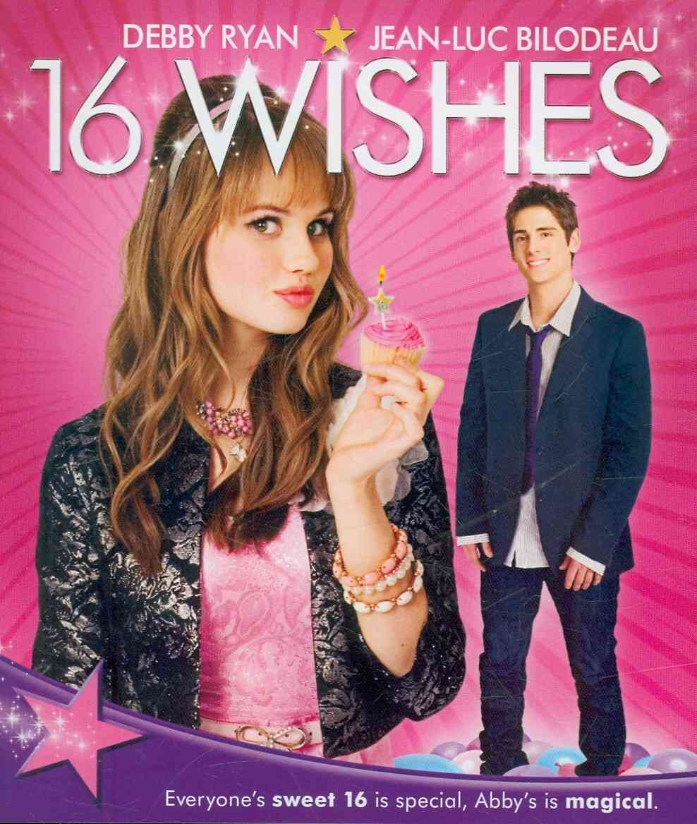 16 WISHES BY RYAN,DEBBY (Blu-Ray)