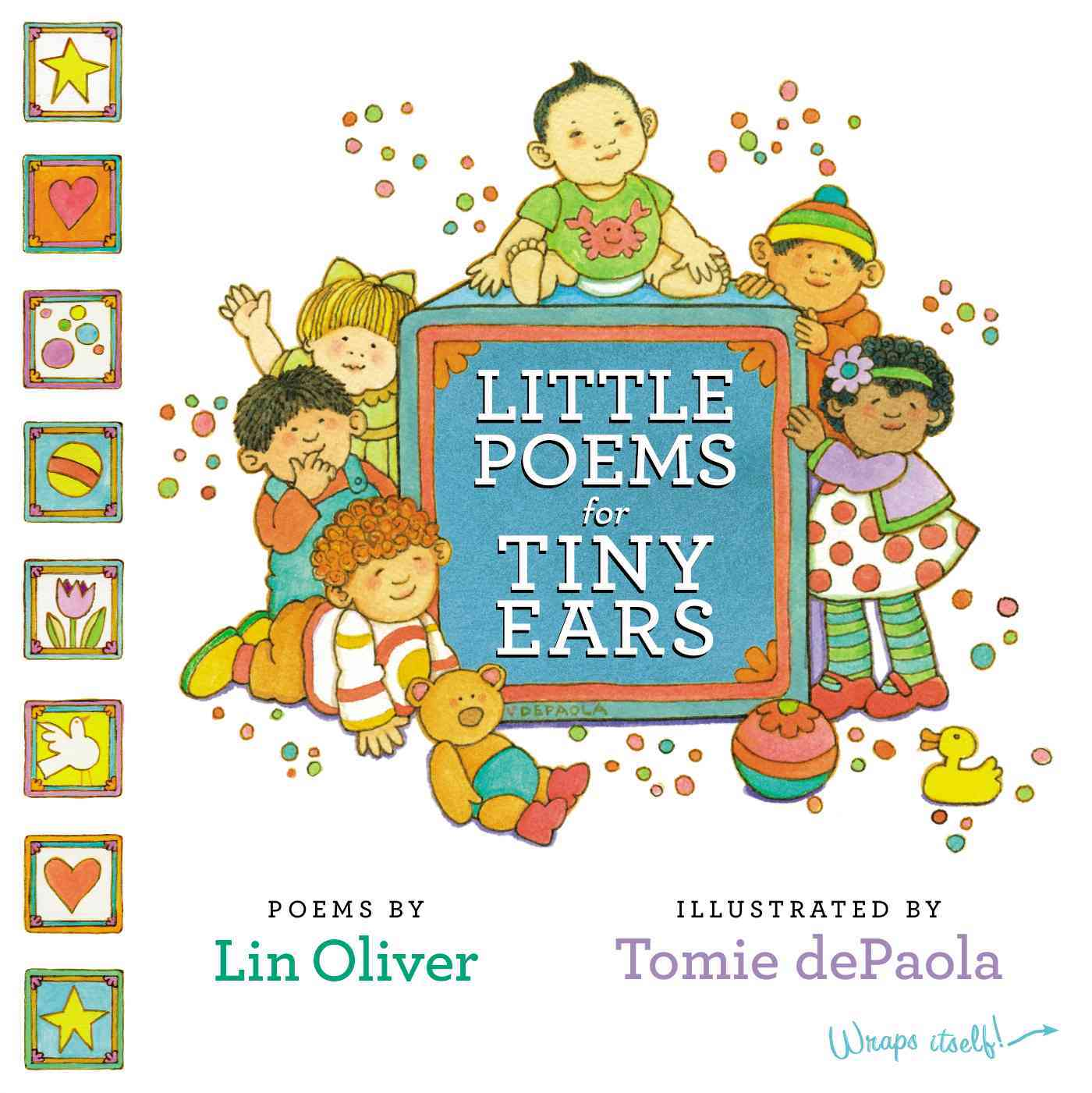 Little Poems for Tiny Ears By Oliver, Lin/ dePaola, Tomie (ILT)